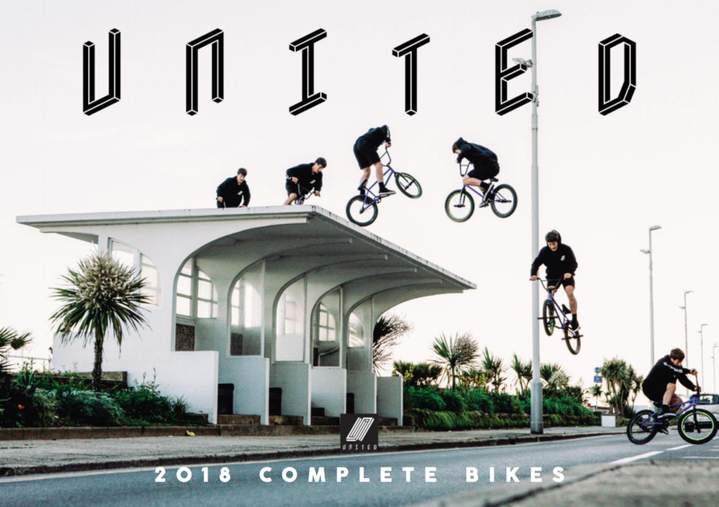 UNITED 2017 COMPLETES CATALOGUE