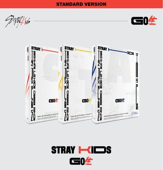 Stray Kids - GO: 生 (Standard Edition) - Pre-Order - J-Store Online