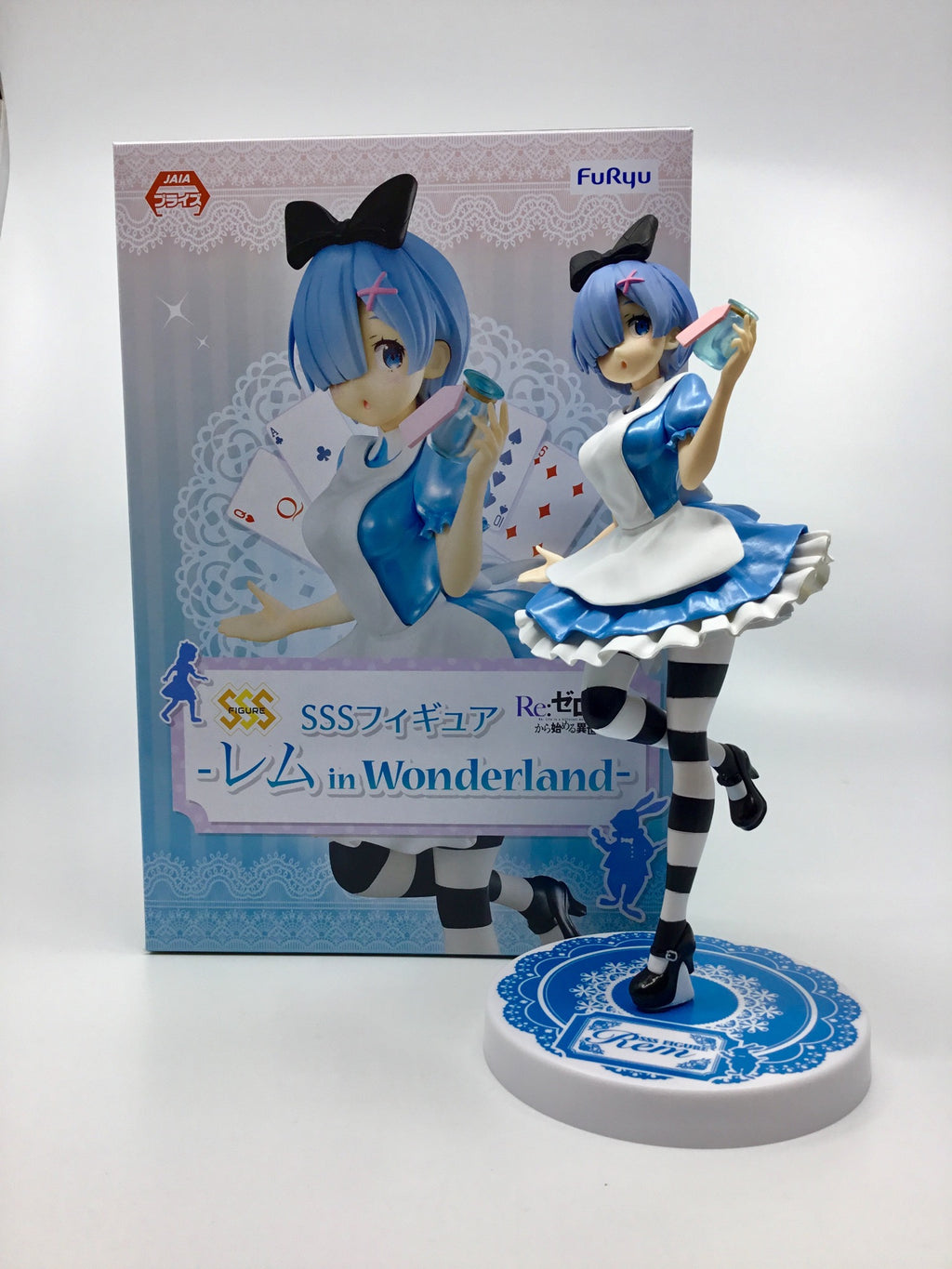 Re: Zero - Rem in Wonderland Figur