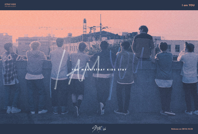 Stray Kids - I Am You (3rd Mini Album) - J-Store Online