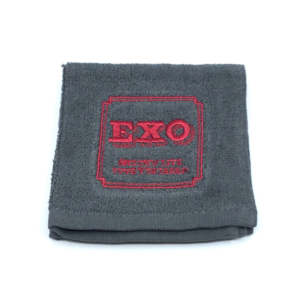 EXO Handtowel - SM Town Live World Tour 6 Official Goods - J-Store Online