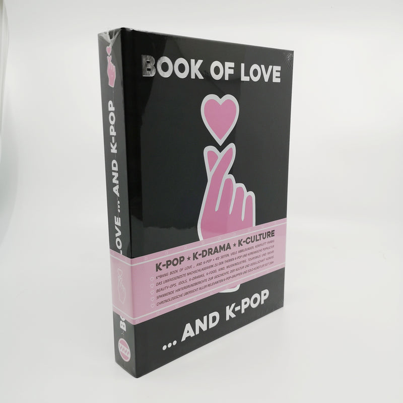 K*Bang Book of Love … and K-Pop