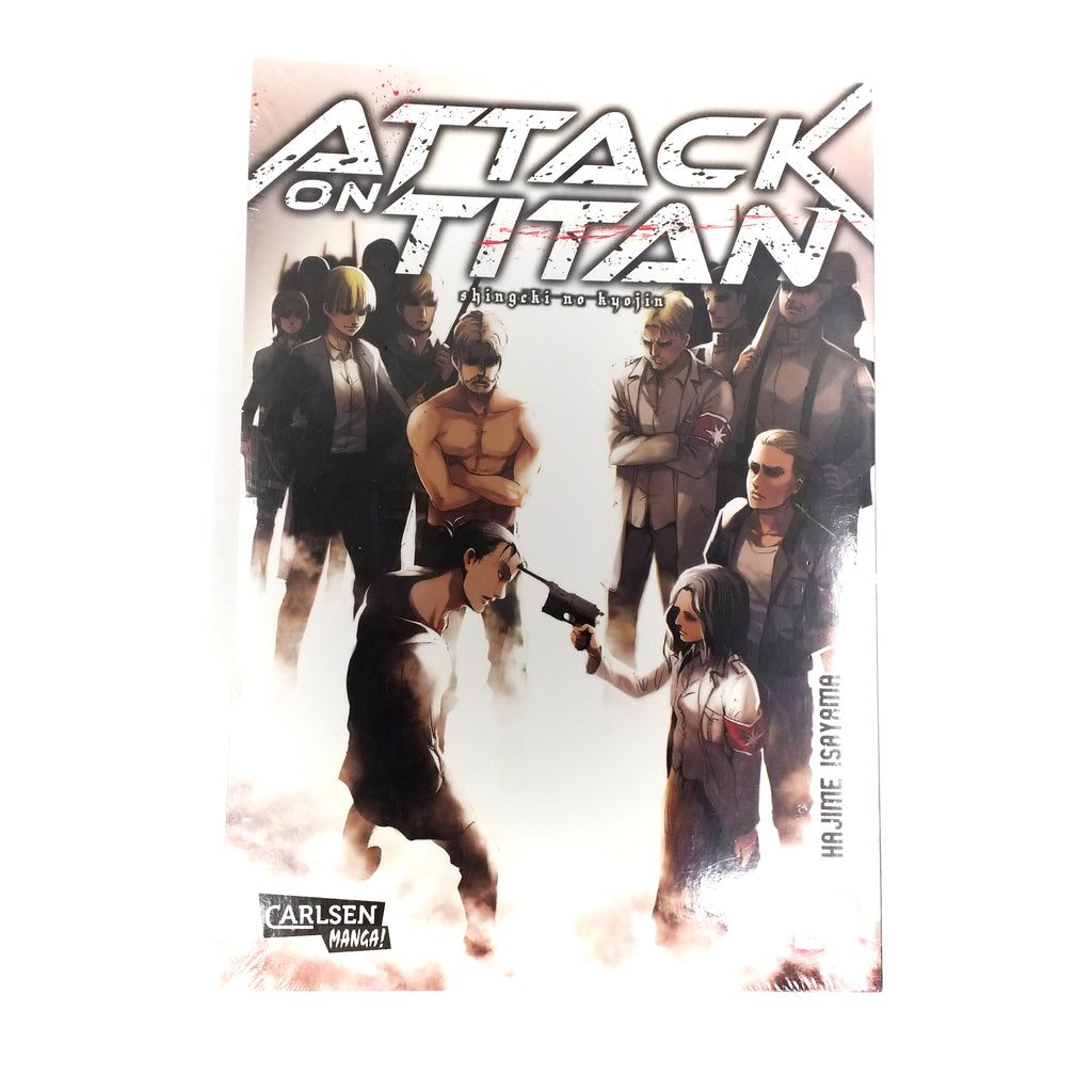 Attack on Titan - Band 29 - J-Store Online