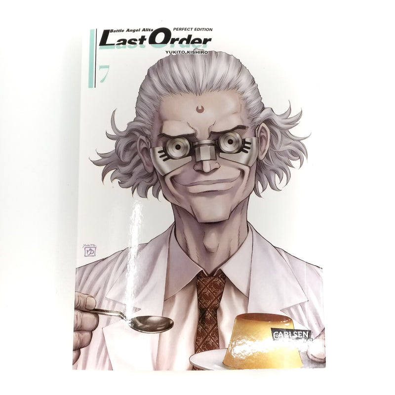 Battle Angel Alita - Last Order - Perfect Edition - Band 7 - J-Store Online