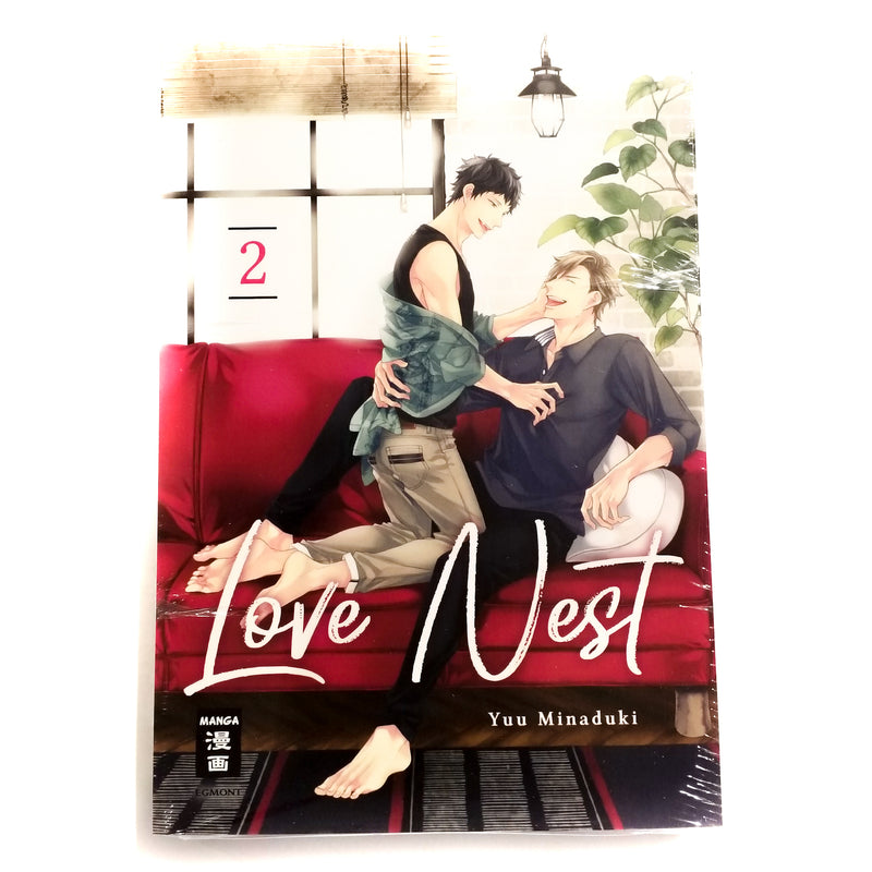 Love Nest - Band 2 - J-Store Online