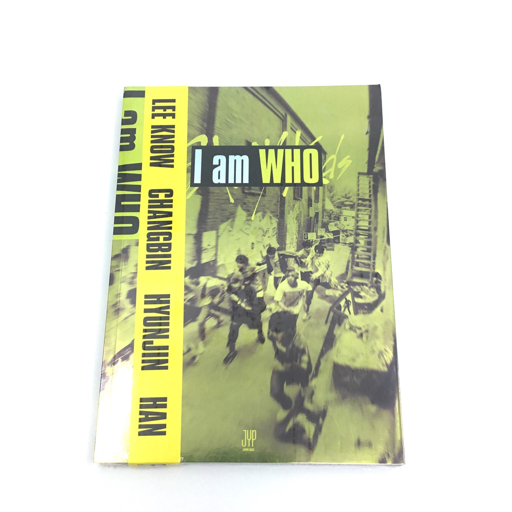 Stray Kids - I am WHO? - 2. Mini Album - WHO Version