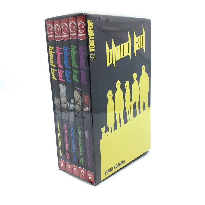 Blood Lad Box 1 (enthält Special Edition Band 1-5) - J-Store Online