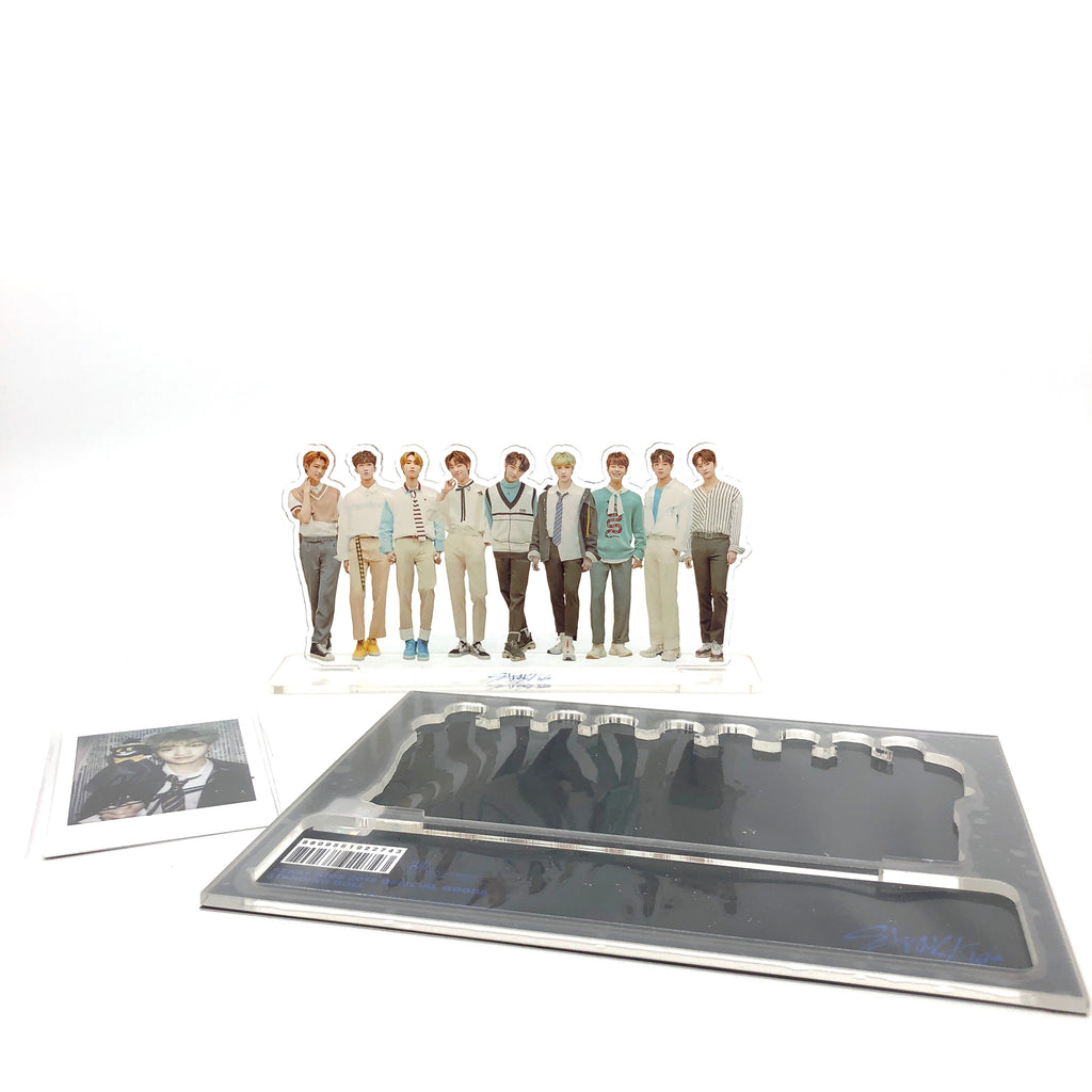Stray Kids Official Standing Doll