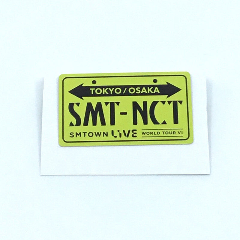 NCT Button - SM Town Live World Tour 6 Official Goods - J-Store Online