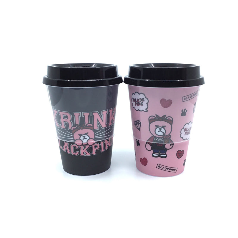 Official BLACKPINK X Krunk Reuseable Tumbler