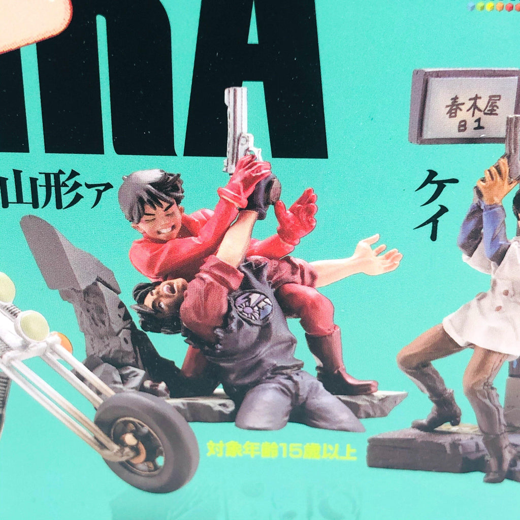 AKIRA - A.D.2019 Neo-Tokyo Figure Collection - Part 2 Tetsuo - J-Store Online