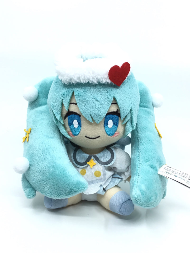 Hatsune Miku Winter Image Angel Plüsch