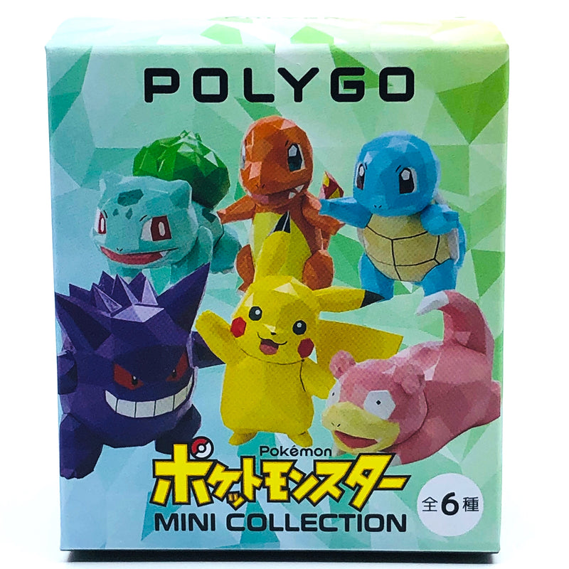 Pokémon Mini Collection - Polygo Figuren