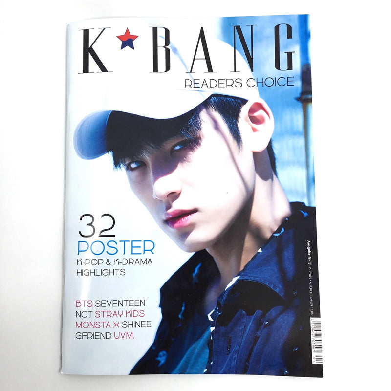 K-BANG Readers Choice Vol. 3 - 32 Poster