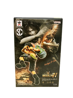 One Piece - Portgas D Ace - Figur