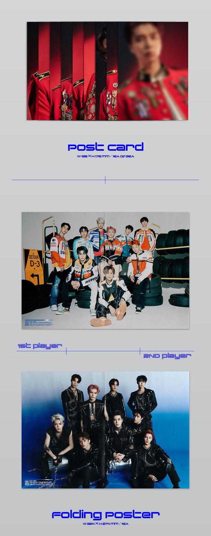 NCT 127 - NEO ZONE Vol 2. Repackage - The Final Round - J-Store Online