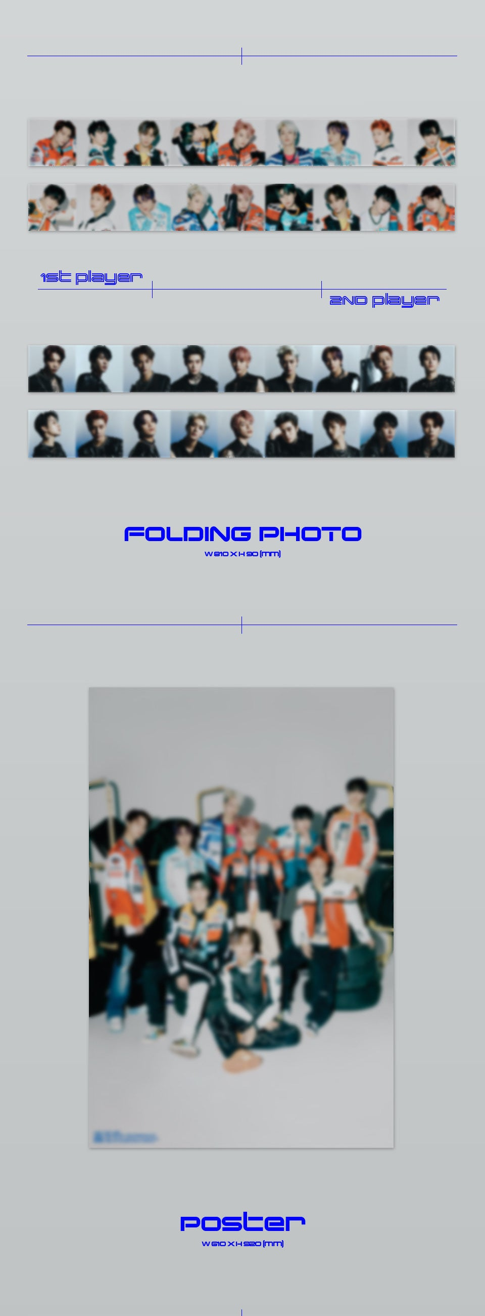NCT 127 - NEO ZONE Vol 2. Repackage - The Final Round - Kit Album - J-Store Online