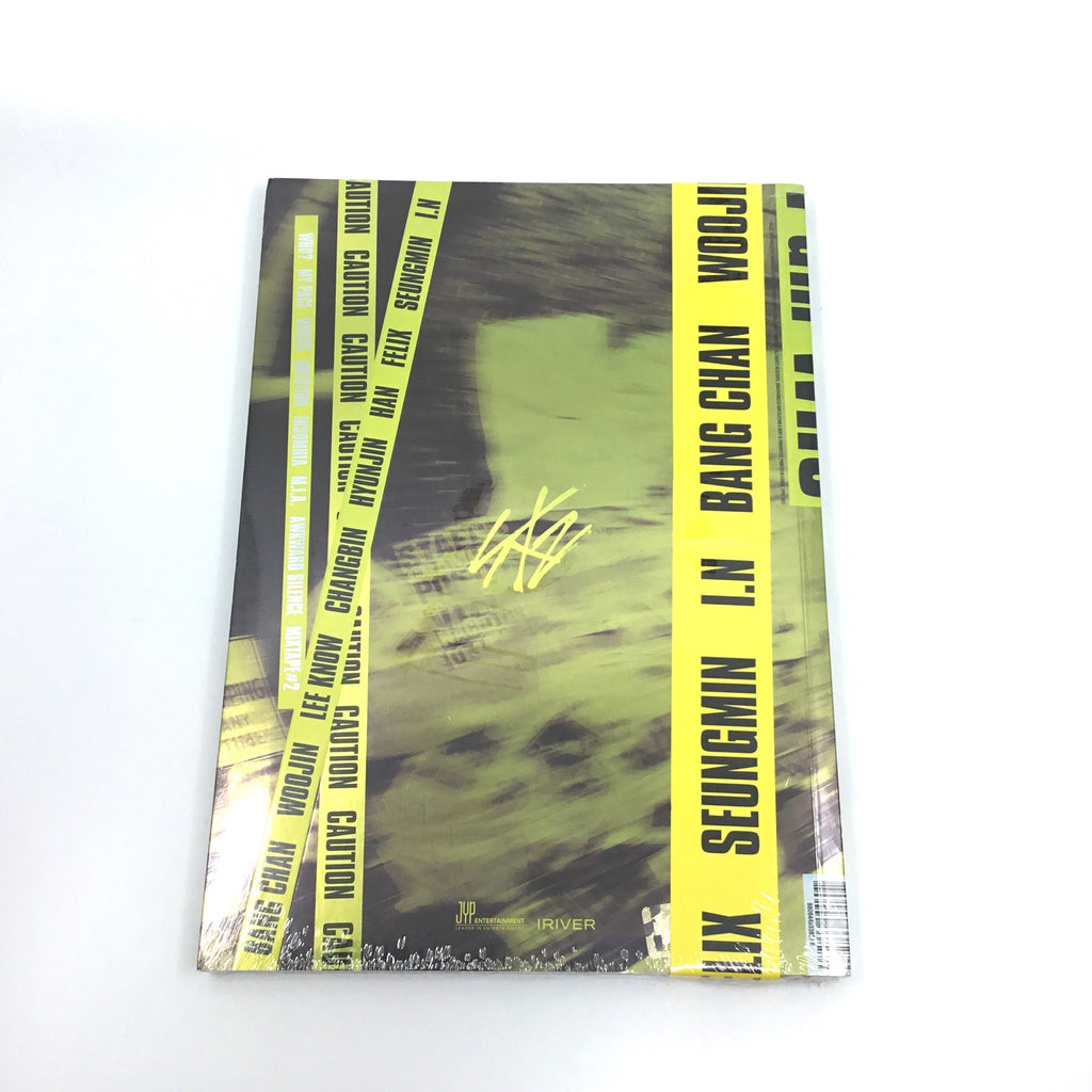 Stray Kids - I am WHO? - 2. Mini Album - WHO Version (Gelb) - J-Store Online