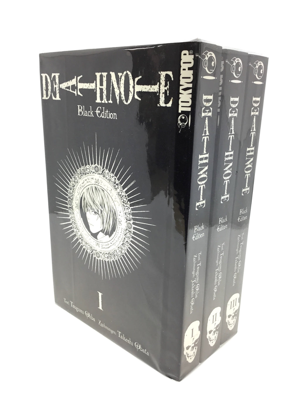 Death Note Black Editon 1-3