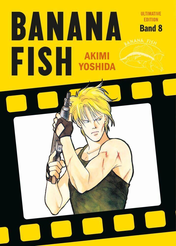 Banana Fish: Ultimative Edition Band 8 - J-Store Online