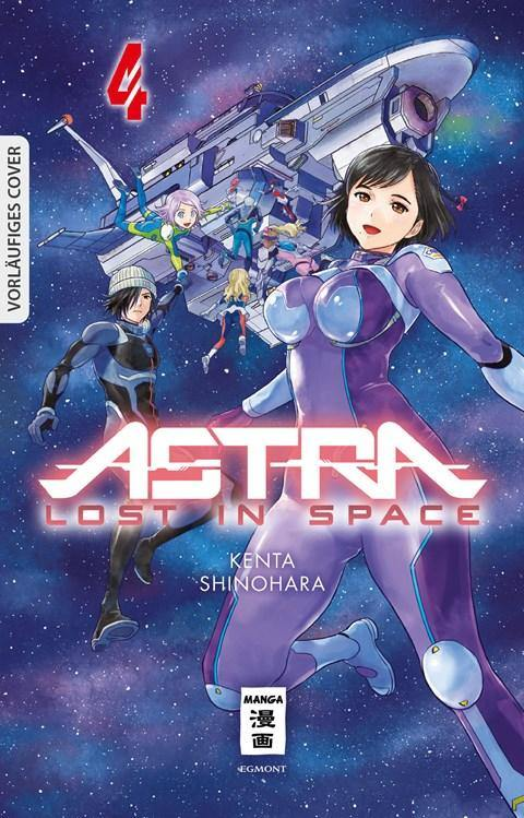 Astra – Lost in Space - Band 4