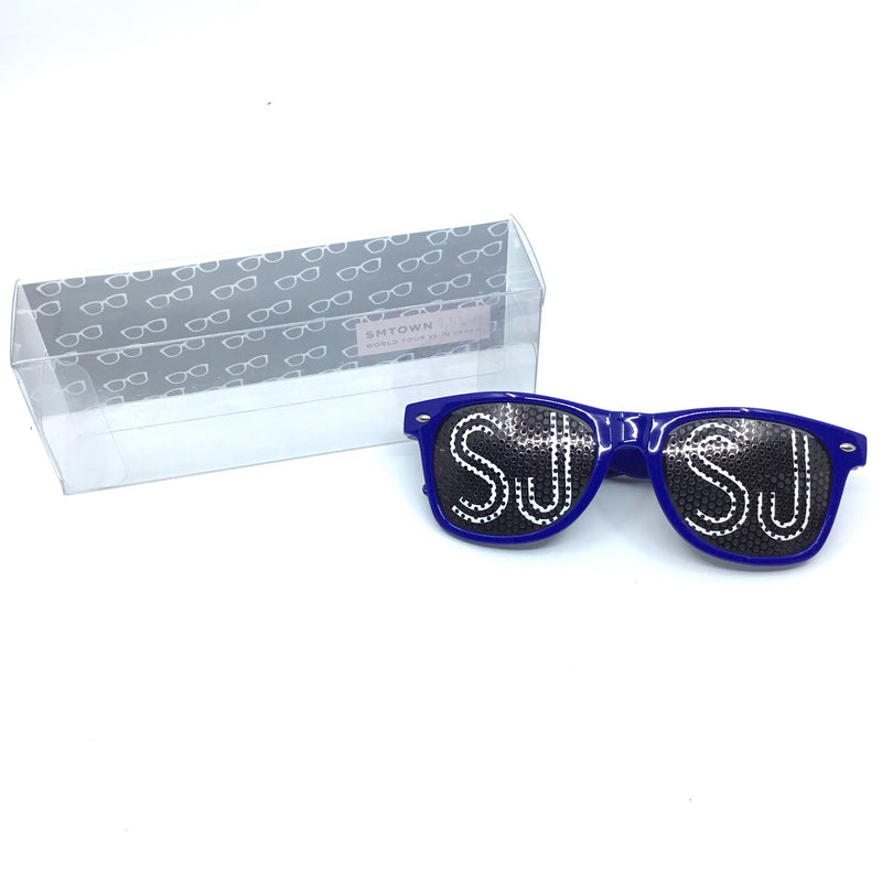 Super Junior Glasses - SM Town Live World Tour 6 Official Goods