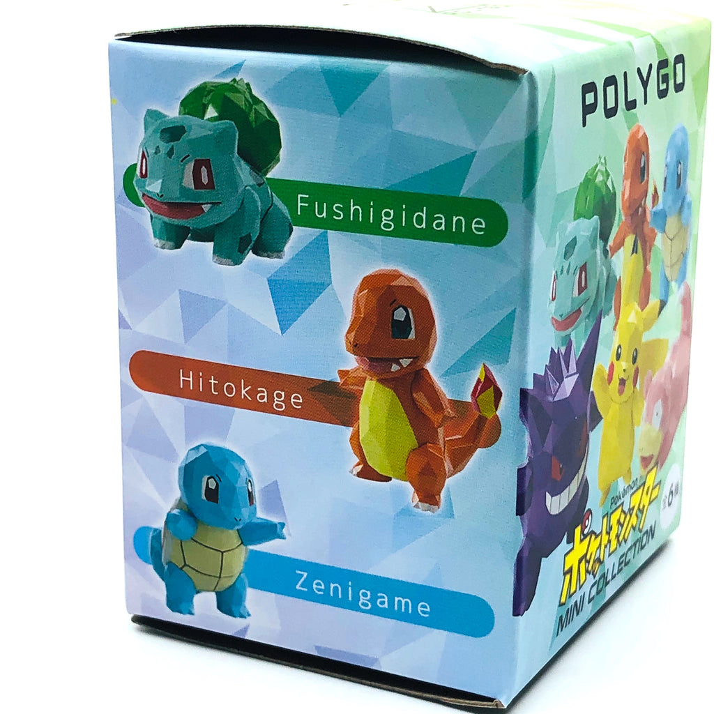 Pokémon Mini Collection - Polygo Figuren - J-Store Online
