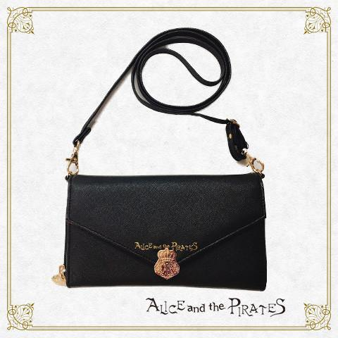 ALICE AND THE PIRATES - A/P Wallet Bag