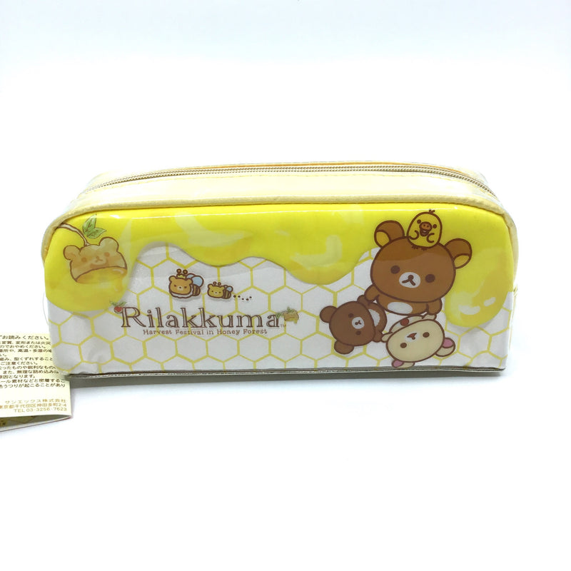 Rilakkuma Harvest Festival in Honey Forest - Federtasche