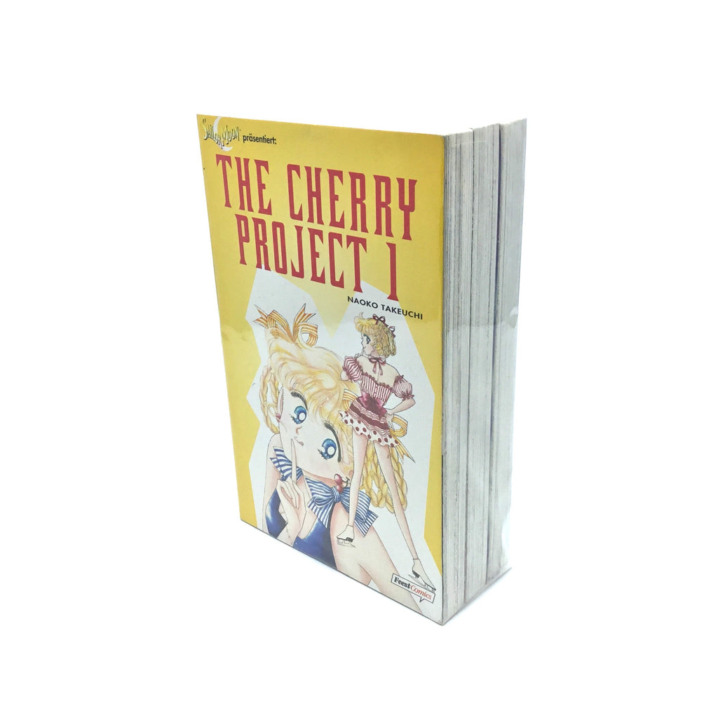 Sailor Moon : The Cherry Project 1-3 (Komplett)