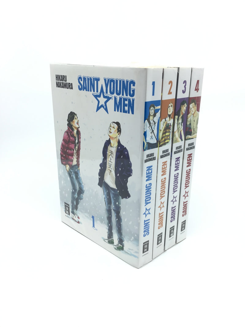 Saint Young Men 1-4