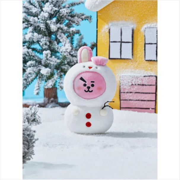 BT21 Winter Standing Doll - Cooky, Chimmy, Mang, Koya, Shooky, Tata