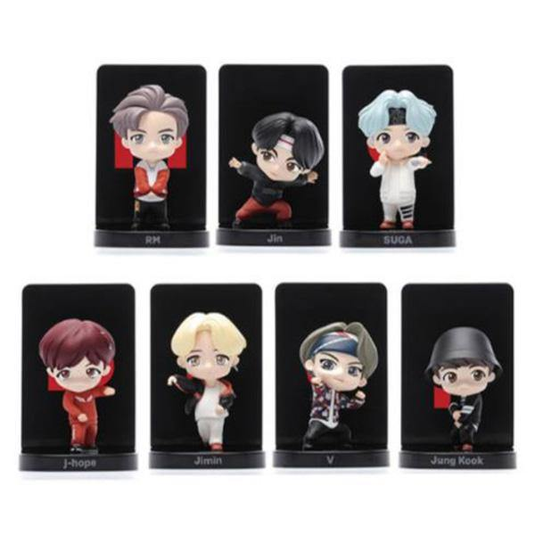 BTS - TinyTAN Figure - MIC DROP