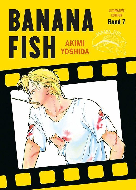 Banana Fish - Ultimative Edition - Band 7