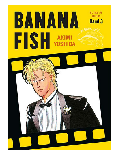 Banana Fish - Ultimative Edition - Band 3
