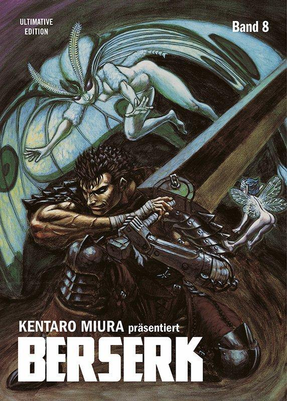 Berserk Ultimate Edition - Band 8