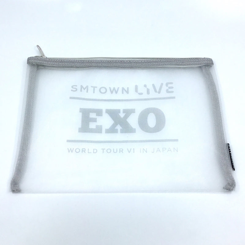 EXO Pouch - SM Town Live World Tour 6 Official Goods - J-Store Online
