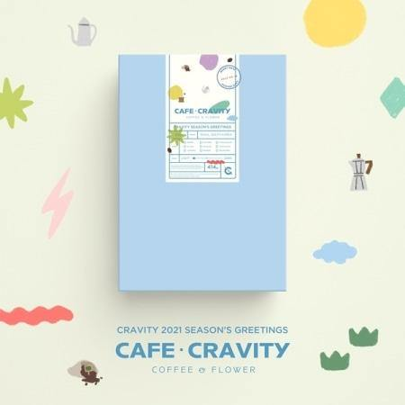 Cravity- 2021 Season's Greetings
