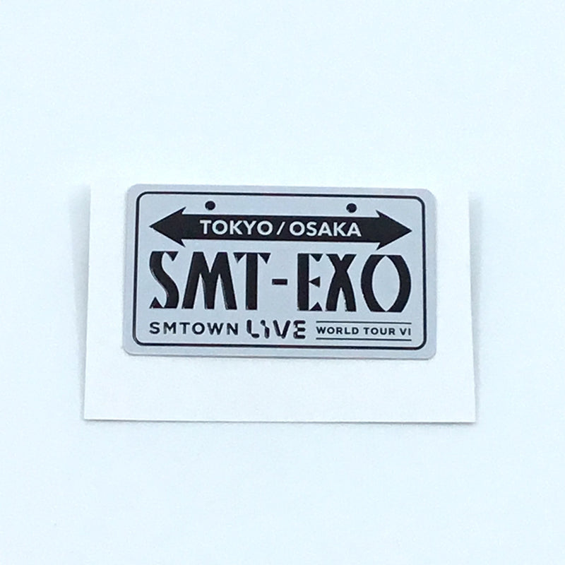 EXO Button - SM Town Live World Tour 6 Official Goods