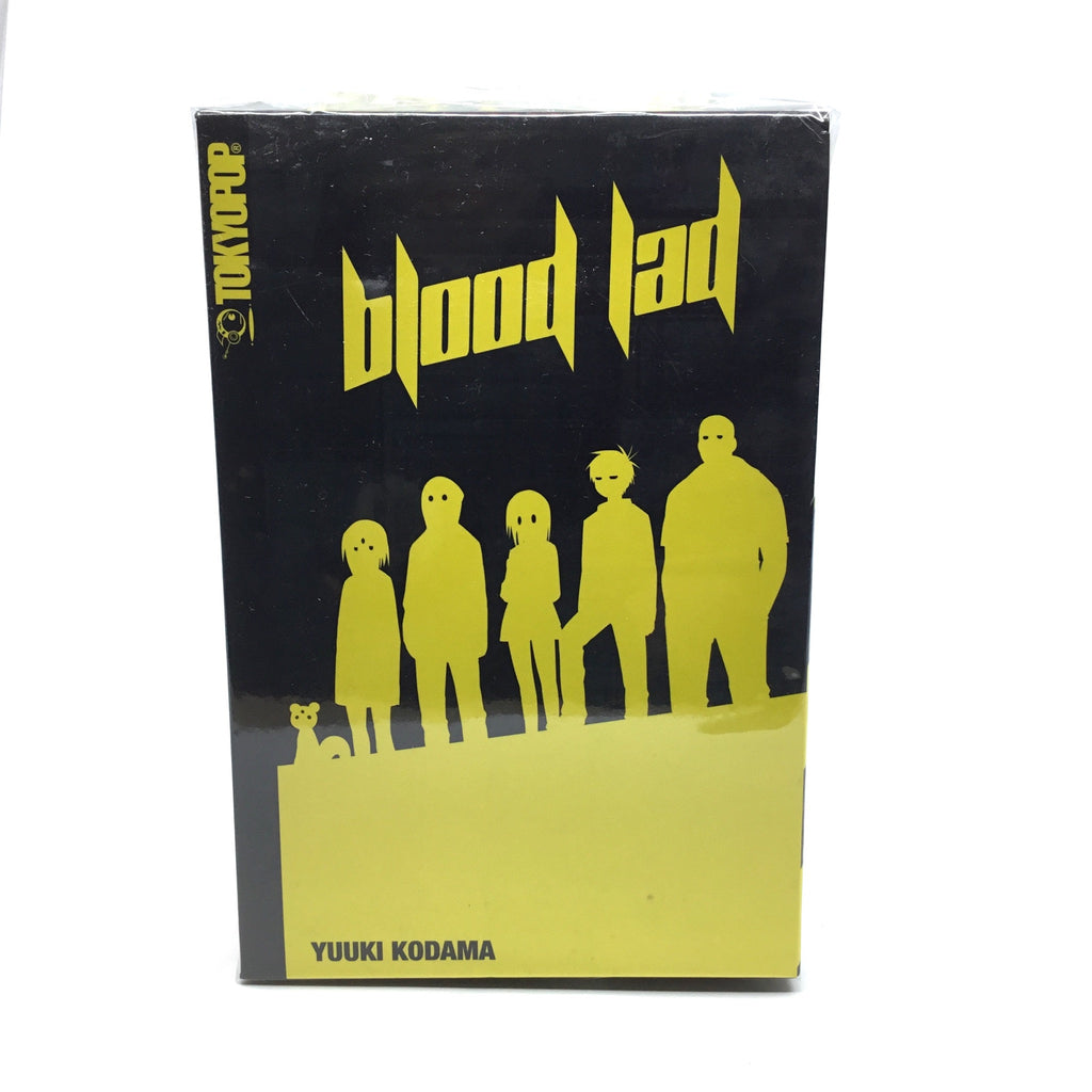 Blood Lad Box 1 (enthält Special Edition Band 1-5)