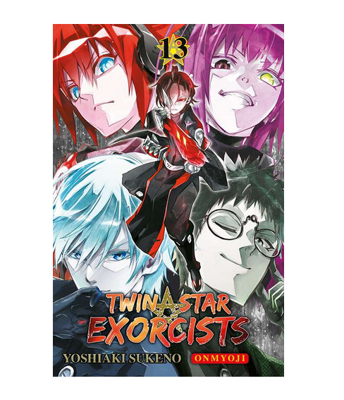Twin Star Exorcists - Band 13