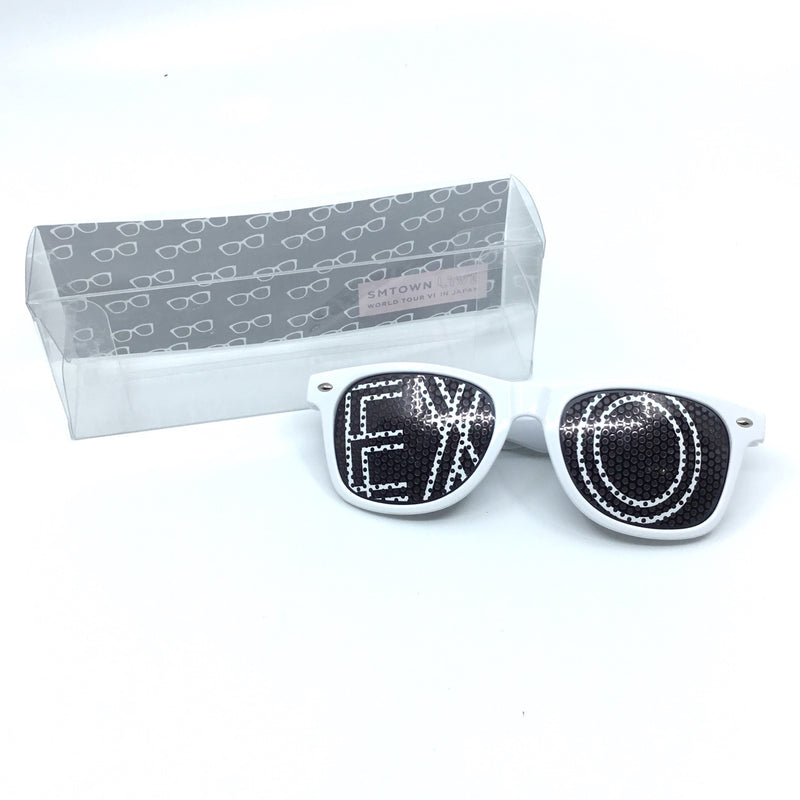 EXO Glasses - SM Town Live World Tour 6 Official Goods - J-Store Online