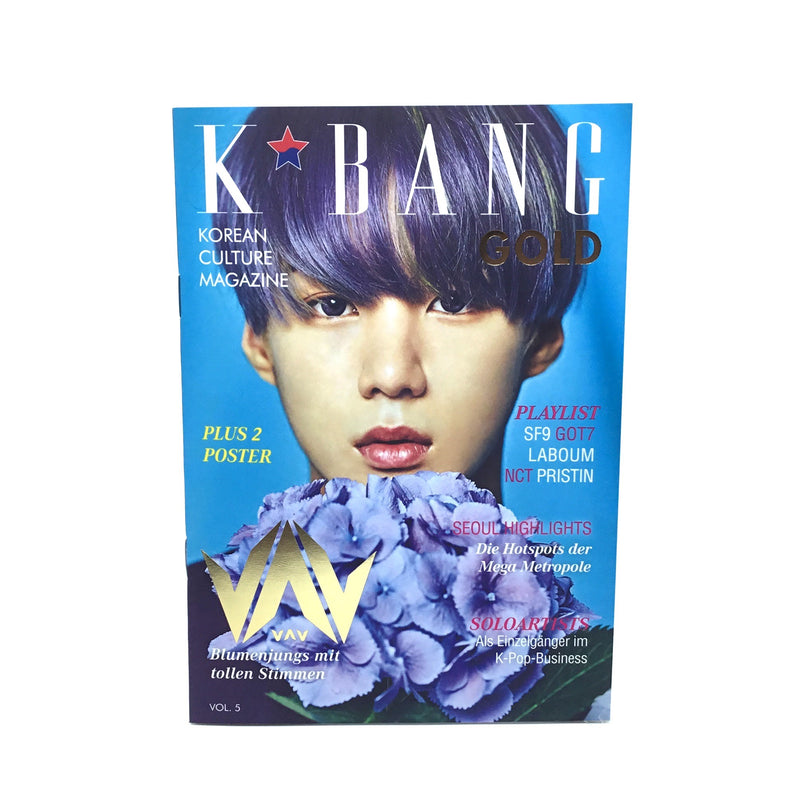 K-BANG - Gold Vol. 5 - Plus 2 Poster