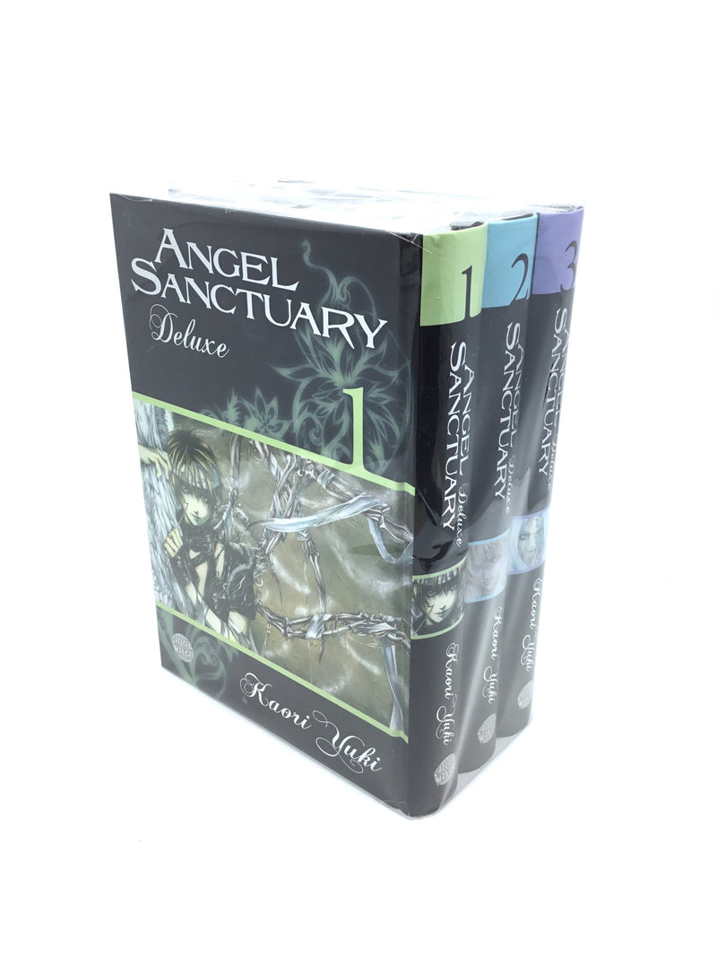 Angel Sanctuary Deluxe 1-3