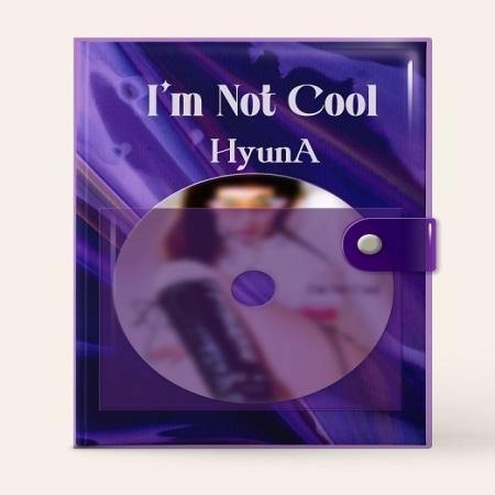 HYUNA - I'M NOT COOL (7TH MINI ALBUM)