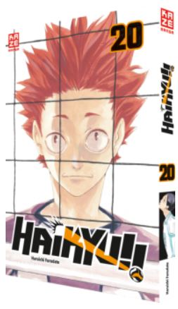 Haikyu!! – Band 20