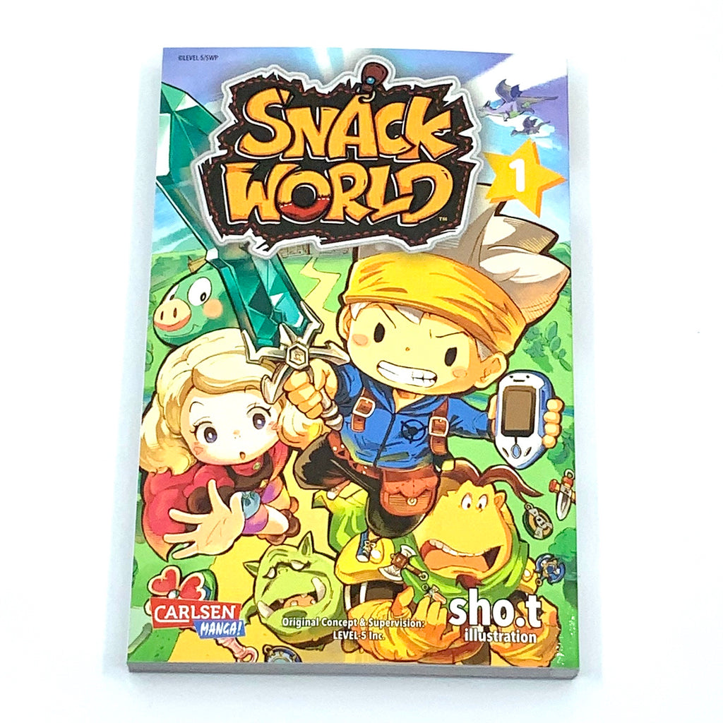 Snack World - Band 1 - J-Store Online