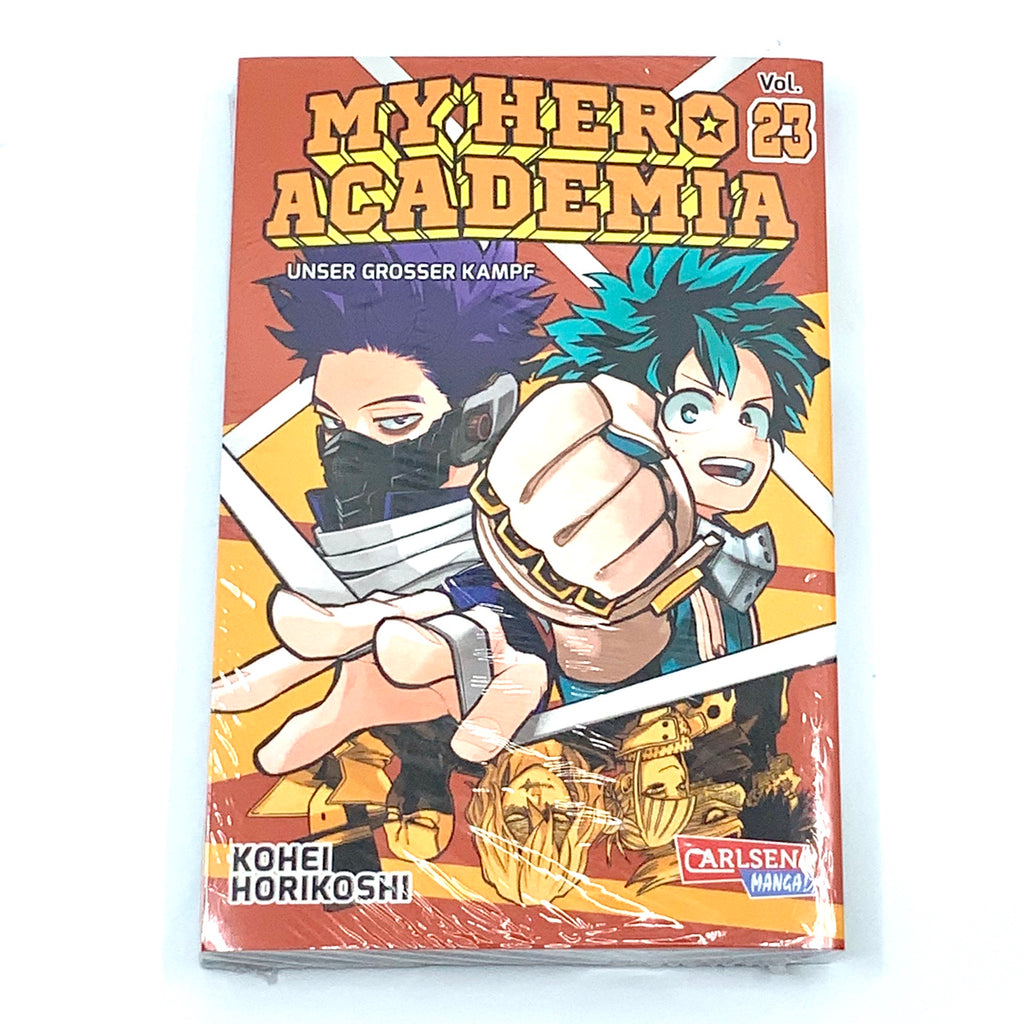 My Hero Academia - Band 23 - J-Store Online