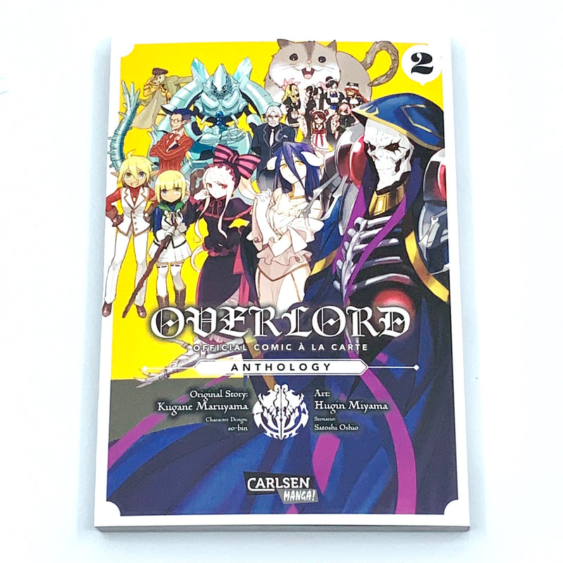 Overlord Anthology - Band 2 - J-Store Online