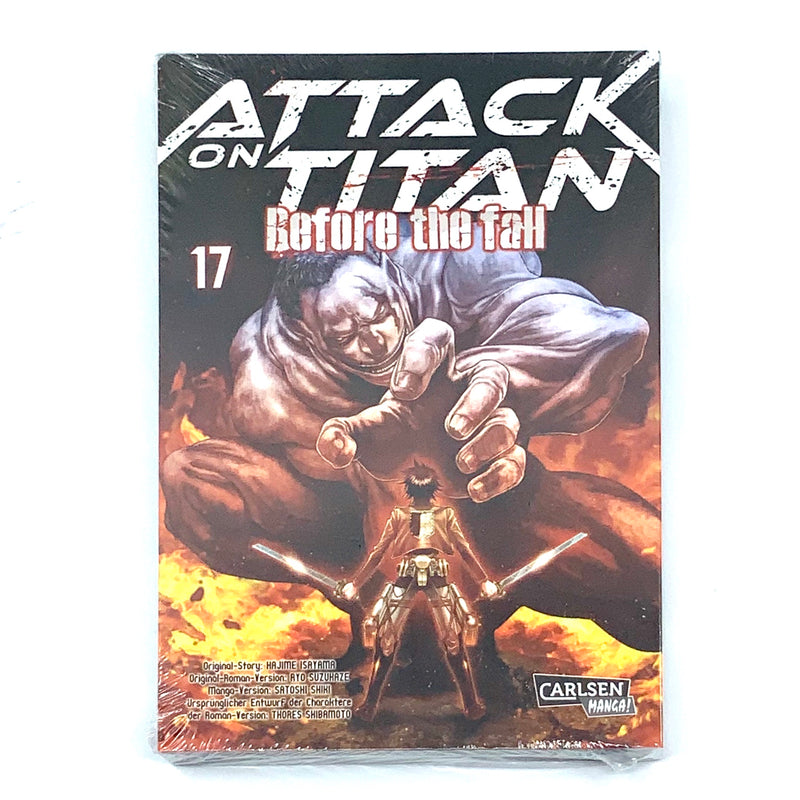 Attack on Titan - Before the fall - Band 17 - J-Store Online